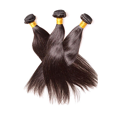 شعر مستعار طبيعي موجات الشعر الطبيعي مستقيم شعر من البيرو 300 g سنة
