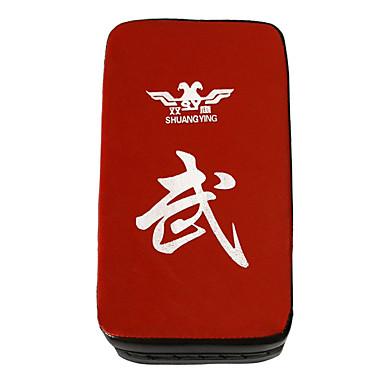 Luva Almofadada de Treino Manopla de Boxe Boxe e Artes Marciais Pad para Taekwondo Boxe Sanda Muay Thai Karatê PU Náilon 1
