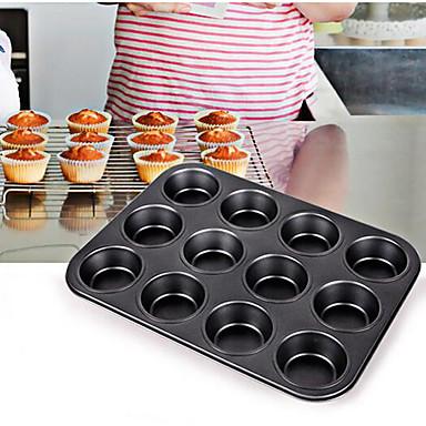 Ferramentas bakeware Ferro (niquelado) Bolo / para bolo / para Cupcake Sets de Pastelaria 1pç