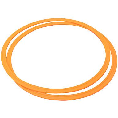 Fußball Ringe zum Training der Geschwindigkeit und Beweglichkeit 1 Stücke Leichtes Material Langlebig