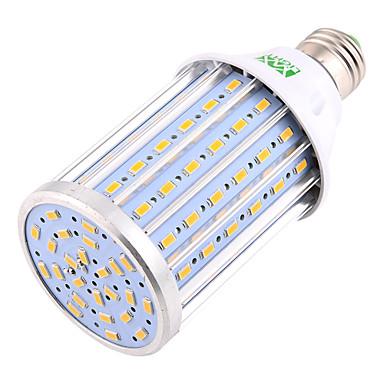 abordables Ampoules électriques-YWXLIGHT® 1pc 35 W Ampoules Maïs LED 3400-3500 lm E26 / E27 T 108 Perles LED SMD 5730 Lampe LED Décorative Blanc Chaud Blanc Naturel 85-265 V