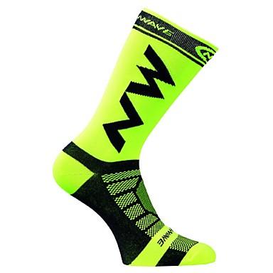Sportsocken / Sportliche Socken Fahhrad / Radsport Socken Unisex Camping & Wandern / Badminton / Basketball 1 Paar Frühling / Sommer /