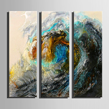 Estampado Laminado Impressão De Canvas - Paisagem Modern