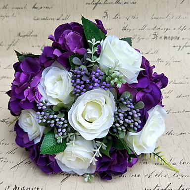 Bouquets de Noiva Buquês Decoração de Casamento Original Outros Flor Artificial Casamento Ocasião Especial Festa / Noite Material Renda