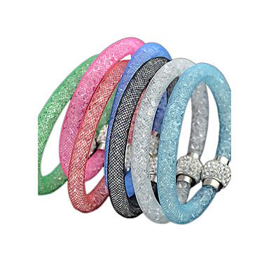 Mulheres Conjunto de jóias - Original, Básico Incluir Pulseira Arco-íris Para Diário / Casual / Bracelete