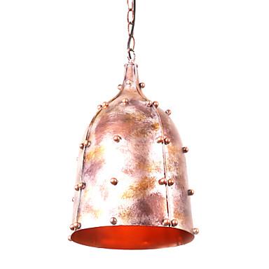 Artistíco Regional Tradicional/Clássico Retro Estilo Mini Designers Luzes Pingente Luz Descendente Para Sala de Jantar Interior Lojas/