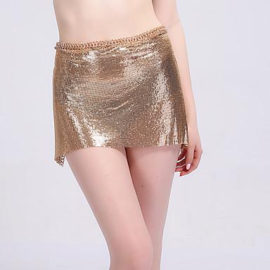هندسي سلسلة الجسم / سلسلة البطن موضة للمرأة ذهبي / فضي مجوهرات الجسم من أجل حزب / مناسبة خاصة / فضفاض