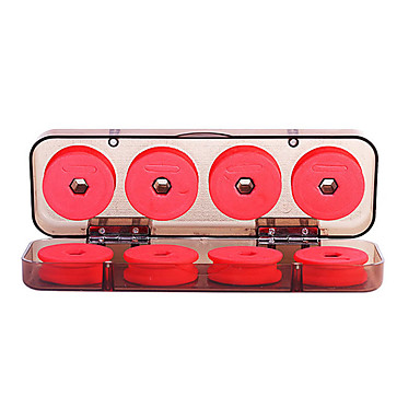 ks multifunkční box Kapuce a ponča g/Unce mm palec,Plast
