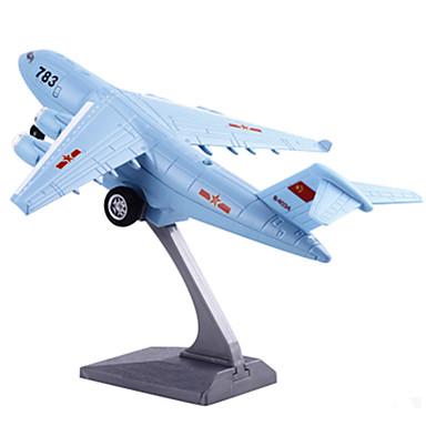 Brinquedos de Montar Carrinhos de Fricção Veículo de Fazenda Brinquedos Aeronave Carro Liga de Metal Peças Unisexo Para Meninos Dom