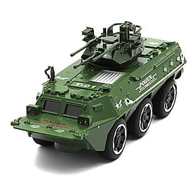 Veículo Militar Tanque Caminhões & Veículos de Construção Civil Carros de Brinquedo 01:32 Simulação Liga de Metal Unisexo Crianças