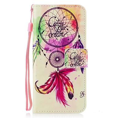 Capinha Para Samsung Galaxy S8 Plus S8 Porta-Cartão Carteira Com Suporte Flip Magnética Estampada Capa Proteção Completa Apanhador de