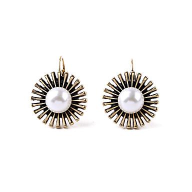 Dámské Náušnice Set Rozkošný Euramerican minimalistický styl Šperky Pro Párty Narozeniny