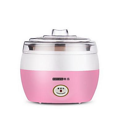 Küche Edelstahl 220V Elektrisch Joghurt-Maschine
