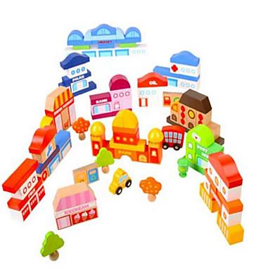 Sets zum Selbermachen Für Geschenk Bausteine Rechteckig Quadratisch Spielzeuge