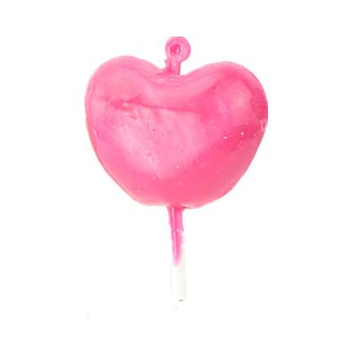 Comida de Brinquedo Brinquedos de Montar Brinquedos Coração Plásticos PU Unisexo Peças