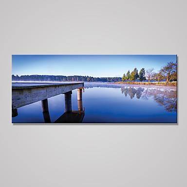 Aufgespannte Leinwandrucke Landschaft Modern,Ein Panel Leinwand Horizontal Druck-Kunst Wand Dekoration For Haus Dekoration