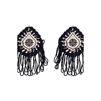 Dámské Visací náušnice Šperky Módní Retro Bohemia Style Přizpůsobeno Euramerican Slitina Šperky Šperky Pro Svatební Párty Zvláštní