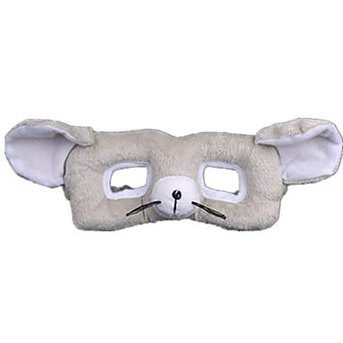 Halloweenské masky Masky zvířat Pluszowe zwierzęta Myš Jídlo a nápoje Plyš Pieces Dámské Dívčí Dětské Dárek