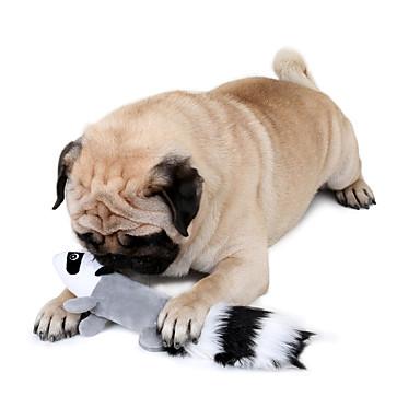 Pelúcias Brinquedos que Guincham Fofinho rangido Esquilo Esquilo Tecido Para Gato Cachorro
