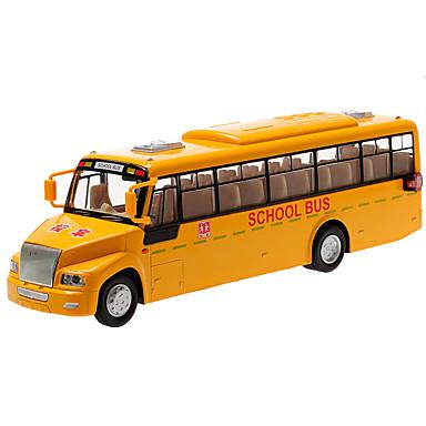 Carros de Brinquedo Modelo de Automóvel Veiculo de Construção SUV Ônibus Carrinhos de Fricção Música e luz Simulação Clássico Clássico