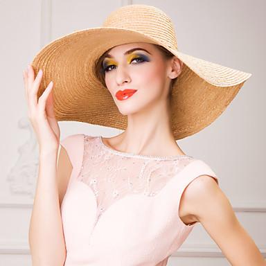 Korbwaren Hüte Kopfbedeckung Hochzeitsgesellschaft eleganten weiblichen Stil