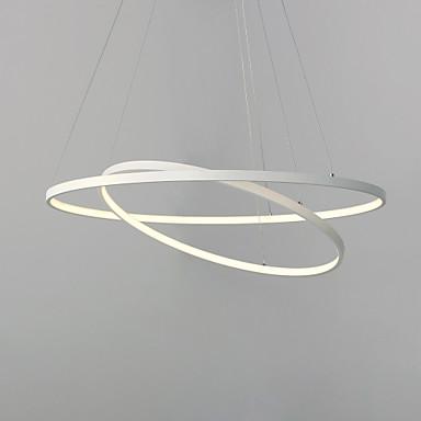 Moderne / Nutidig Mulighet for demping LED Anheng Lys Omgivelseslys Til Stue Spisestue Leserom/Kontor Barnerom Spillerom Varm Hvit Hvit