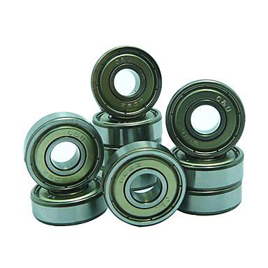 608z Rolamentos de esferas radiais blindados metálicos de 21mm x 7mm Rolamentos de esferas profundas para brinquedo giratório de agitação
