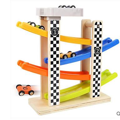 Carros de Brinquedo Brinquedo Educativo Rectângular Quadrada Faça Você Mesmo Clássico Para Meninos Unisexo Brinquedos Dom