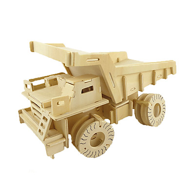 3D - Puzzle Spielzeuge Spaß Holz Klassisch