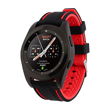 cheap Smartwatches-G6 Men Smartwatch Android iOS Bluetooth Bluetooth4.0 Sports Heart Rate Monitor Touch Screen Calories Burned Hands-Free Calls Stopwatch Call Reminder Activity Tracker Sleep Tracker Sedentary Reminder