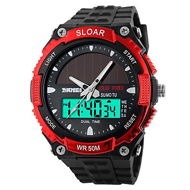 Inteligentní hodinky YYSKMEI1049 Voděodolné / Dlouhá životnost na nabití / Multifunkční Stopky / Budík / Chronograf / Kalendář