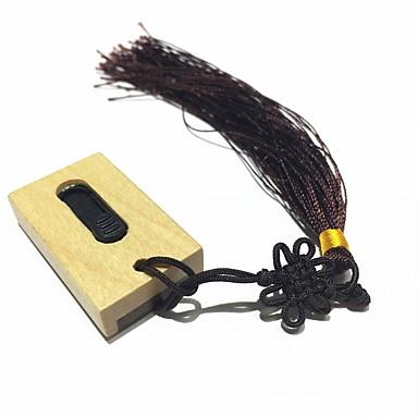 16GB USB-Stick USB-Festplatte USB 2.0 Hölzern WW2-16