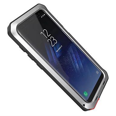 Capinha Para Samsung Galaxy S8 Plus / S8 Água / Dirt / à prova de choque Capa Proteção Completa Armadura Rígida Alumínio para S8 Plus / S8 / S7 edge