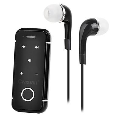 Cwxuan Kabellos Kopfhörer Kunststoff Handy Kopfhörer Mit Lautstärkeregelung / Mit Mikrofon Headset