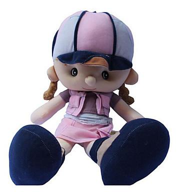 Comic-Figuren Plüschpuppe Niedlich Kindersicherung Kawaii lieblich Non Toxic Zeichentrick lieblich Stoff Plüsch Mädchen Geschenk