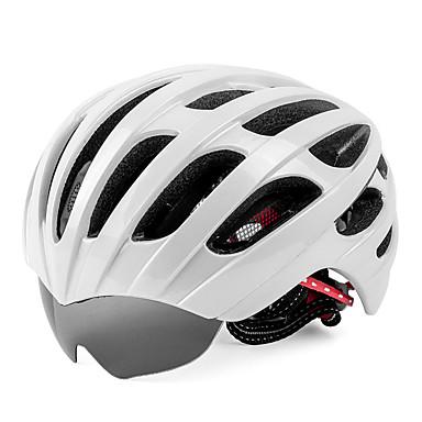 Fahrradhelm Radsport N/A Öffnungen Einstellbare Passform Extraleicht(UL) Sport Bergradfahren Straßenradfahren Freizeit-Radfahren Radsport
