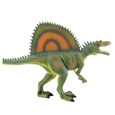 التنين والديناصورات ديناصور الشكل ترايسيراتوبس الديناصور الجوراسي سبينوصور بلاستيك للأطفال صبيان فتيات ألعاب هدية