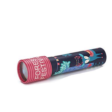 Kaleidoskop Spielzeuge Zylinderförmig Retro Stücke Kinder Geschenk