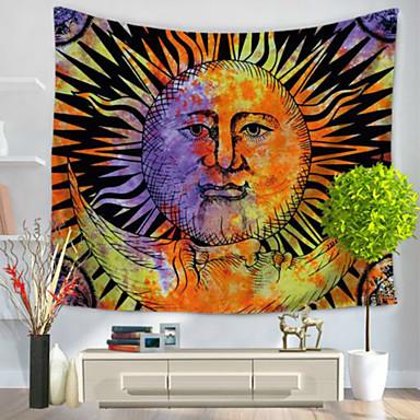 Wall Decor 100% polyester Moderní Wall Art, Nástěnné tapiserie z 1