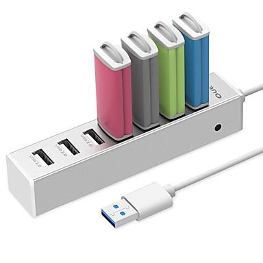 7 Ports USB-Hub USB 3.0 Mit Wire Mangement Daten-Hub