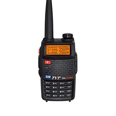 TYT TH-UVF8D Rádio de Comunicação Portátil VOX Dual Band LCD Radio FM 5 - 10 km 5 - 10 km 128 1600mAh Walkie Talkie Dois canais de rádio