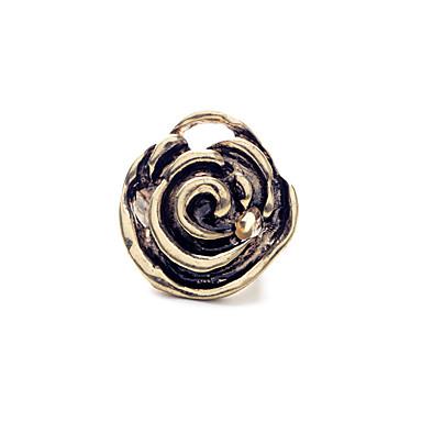 Dámské Prsten Módní Přizpůsobeno Euramerican Slitina Šperky Pro Svatební Párty Narozeniny