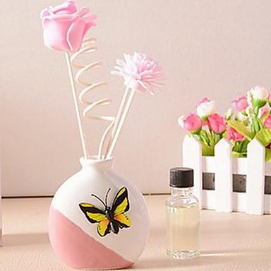 Blumen/Botanik Keramik Modern/Zeitgenössisch,Geschenke Dekorative Accessoires