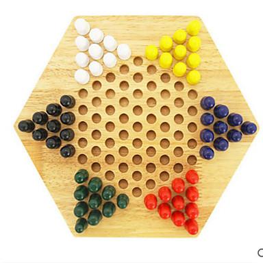MWSJ Jogo de Xadrez / Quebra-cabeças / Halma Crianças Unisexo