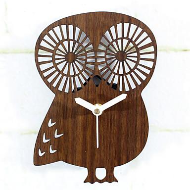 Starožitný retro Obchodní a kancelářský Zvířata Nástěnné hodiny,Zvířata Vevnitř Hodiny