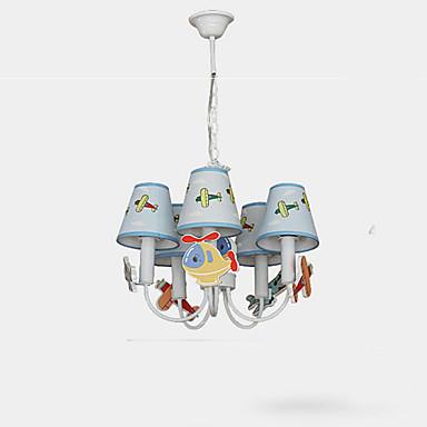 tradiční klasika Módní a moderní LED Závěsná světla Tlumené světlo Pro Obývací pokoj Ložnice Jídelna studovna či kancelář dětský pokoj