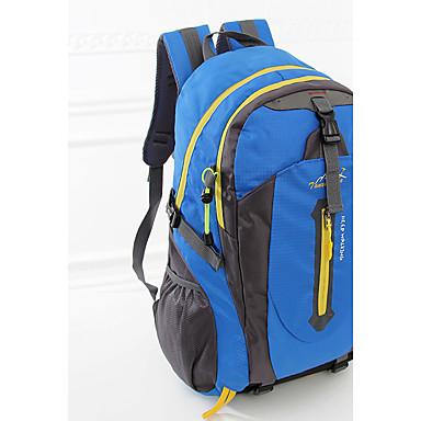 40 L حقائب ظهر - الخارج في الهواء الطلق التخييم والتنزه أزرق