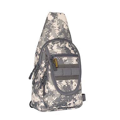 10L Taška přes rameno - Multifunkční, Běžné / Denní Outdoor a turistika, Lov Nylon ACU Color, Mud Color