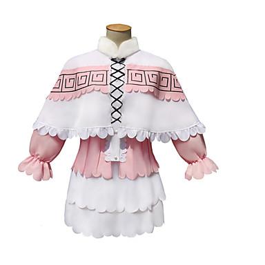 Ternos de Cosplay Vestidos Tops Cosplay / Bottoms Mais Acessórios Inspirado por Fantasias Fantasias Anime Acessórios para Cosplay Blusas