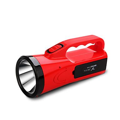 YAGE YG-5714 LED Taschenlampen LED lm 2 Modus LED Wiederaufladbar Kompakte Größe Notfall Abblendbar für Camping / Wandern / Erkundungen